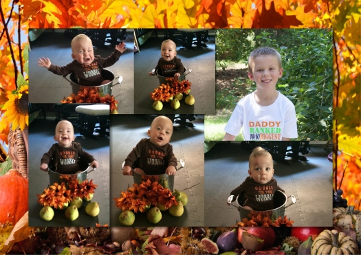 Thanksgiving Collage 2014 - 2