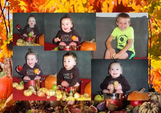 Thanksgiving Collage 2015 - 2
